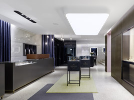 Hunke – Jewellers and Opticians | Negozi - Interni | Ippolito Fleitz Group