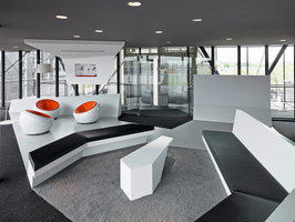 Innocean Headquarters Europe | Office facilities | Ippolito Fleitz Group