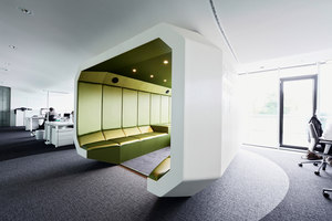 Innocean Headquarters Europe | Büroräume | Ippolito Fleitz Group