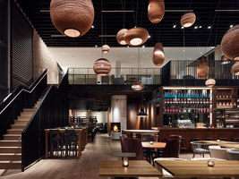 Motel One Campus-Restaurant | Ristoranti - Interni | Ippolito Fleitz Group