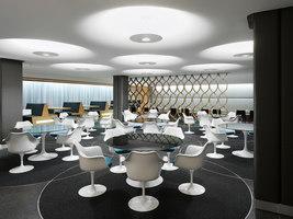 WGV Cafeteria | Intérieurs de café | Ippolito Fleitz Group