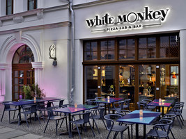 White Monkey Pizza Lab & Bar | Restaurant-Interieurs | Ippolito Fleitz Group