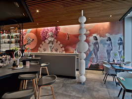 White Monkey Pizza Lab & Bar | Restaurant interiors | Ippolito Fleitz Group