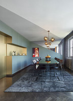 Haus Benz | Living space | Ippolito Fleitz Group