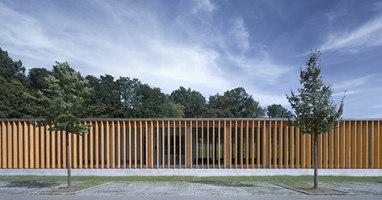 Hochschule für Technik und Wirtschaft, Neubau einer Cafeteria auf dem Burren | Restaurants | MGF Architekten GmbH