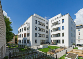Sandweg | Apartment blocks | Stefan Forster Architekten
