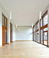 Gemeinde Baufeld 15.2 | Church architecture / community centres | Stefan Forster Architekten
