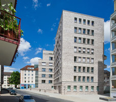Wohn-und Geschäftshaus R7 | Bürogebäude | Stefan Forster Architekten
