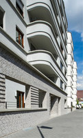 Wohnhaus Westgarten II | Apartment blocks | Stefan Forster Architekten