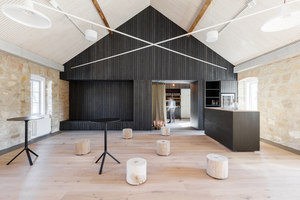 MHF - Revitalization Meierhof | Shops | AllesWirdGut Architektur