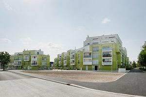 hERZberg Residential Complex | Mehrfamilienhäuser | feld72