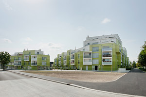 hERZberg Residential Complex | Urbanizaciones | feld72