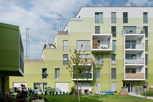 hERZberg Residential Complex | Apartment blocks | feld72