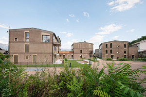 The Eppan Housing Complex | Urbanizaciones | feld72