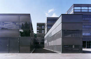 Boarding-School-Centre | Hôtels | Hertl.Architekten