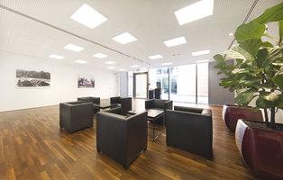 Zubau Veranstaltungsraum Porschehof | Showrooms | kofler architects