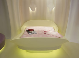 Smart-ologic Corian® Living | Showrooms | Karim Rashid