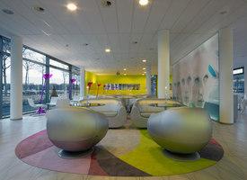 Prizeotel | Hotel interiors | Karim Rashid