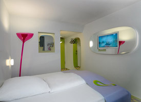 Prizeotel | Hotel-Interieurs | Karim Rashid