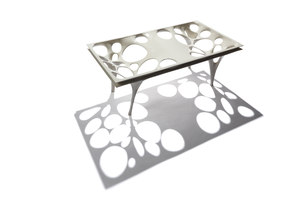 Fabric Table R (Fabric Table Radiolaria) | Prototypen | Il Hoon Roh