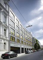 Wohn- und Geschäftshaus Lindengasse | Office buildings | Adolf Krischanitz