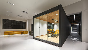 Design Lab | Office facilities | Cory Grosser