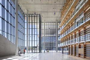 Stavros Niarchos Foundation Cultural Centre | Halles de concert | Renzo Piano Building Workshop
