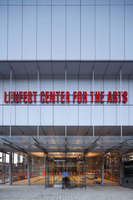 Lenfest Art Center | Universities | Renzo Piano Building Workshop