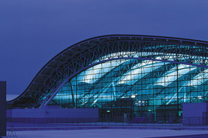 Kansai International Airport Passenger Terminal Building | Airports | Renzo Piano Building Workshop