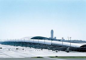 Kansai International Airport Passenger Terminal Building | Aeropuertos | Renzo Piano Building Workshop