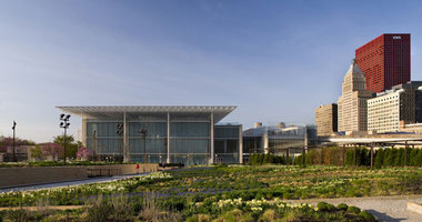 Art Institute of Chicago - The Modern Wing | Musées | Renzo Piano Building Workshop