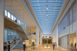 Art Institute of Chicago - The Modern Wing | Museos | Renzo Piano Building Workshop