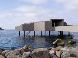 Karlshamn Cold Bath House | Kurhäuser / Thermen | White Arkitekter
