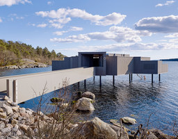 Karlshamn Cold Bath House | Établissements thermaux | White Arkitekter