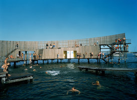 The Kastrup Søbad project | Piscines en plein air | White Arkitekter