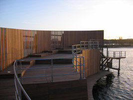 The Kastrup Søbad project | Piscine all'aperto | White Arkitekter