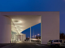 Birkerød Sports and Leisure Centre | Halles de sport | Schmidt Hammer Lassen Architects