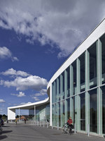 Birkerød Sports and Leisure Centre | Sports halls | Schmidt Hammer Lassen Architects