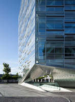 The Crystal | Immeubles de bureaux | Schmidt Hammer Lassen Architects
