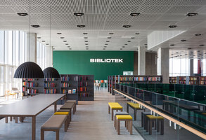 Dokk1 | Universités | Schmidt Hammer Lassen Architects