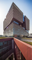 Xi'an Jiaotong-Liverpool University Administration Information Building | Universidades | Aedas