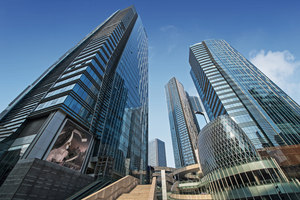 Evergrande Huazhi Plaza | Office buildings | Aedas
