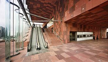 Museum aan de Stroom | Museums | Neutelings Riedijk Architecten