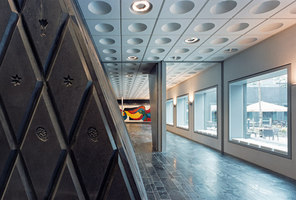 Central Dutch Tax Office | Bâtiments administratifs | Neutelings Riedijk Architecten