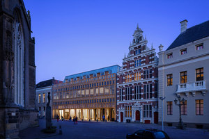 Deventer City Hall | Edificios administrativos | Neutelings Riedijk Architecten