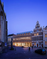 Deventer City Hall | Administration buildings | Neutelings Riedijk Architecten