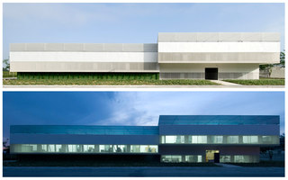 Edificio De Investigacion Entre Limoneros | Bâtiments administratifs | SUBARQUITECTURA