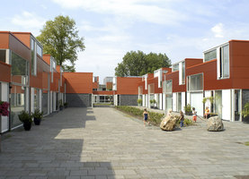 Paswerk | Case bifamiliari | Architectuurstudio Herman Hertzberger HH