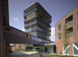 Roombeek culture cluster | Construcciones Industriales | SeARCH bv