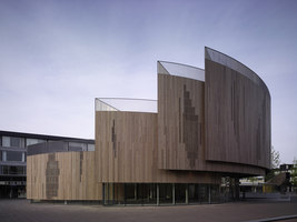 (stads)paviljoen roosendaal | Monuments/sculptures/viewing platforms | René van Zuuk Architekten